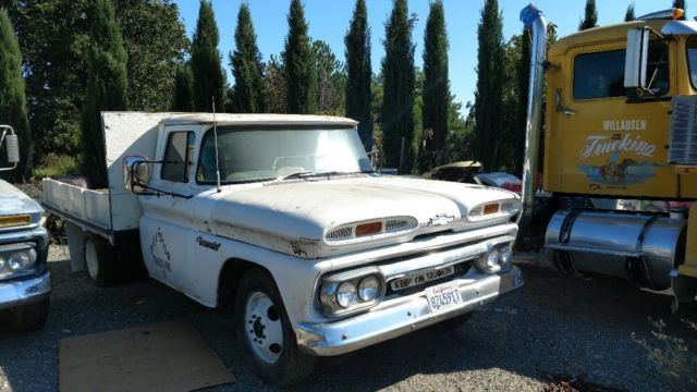 1960 chevy truck Apache 30 for sale photos technical