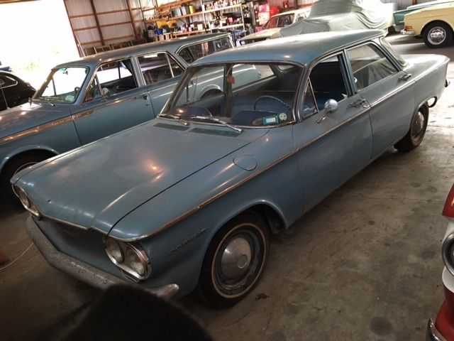 1960 Chevrolet Corvair 769 Deluxe