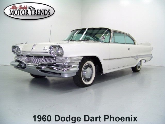 1960 DODGE DART PHOENIX ENG 4 BARREL ORIGINAL 318 CUBIC INCH 4-BARREL 260 HP 28K
