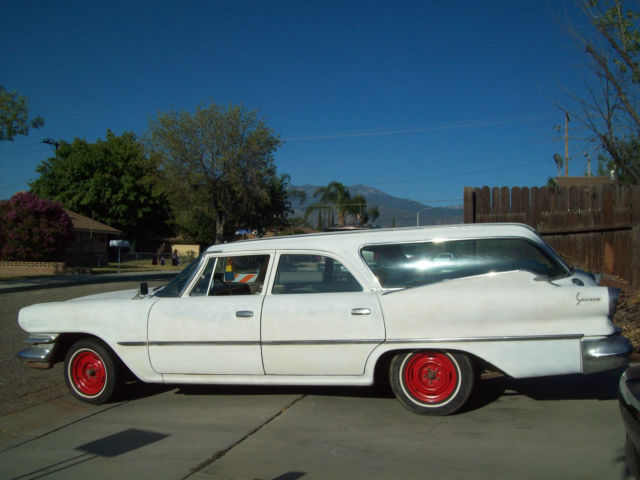 Used Cars Phoenix >> 1960 Dodge Dart Seneca station wagon------Rat Rod Sled----> for sale: photos, technical ...
