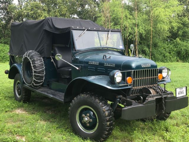 1960 Dodge Power Wagon POWER WAGON