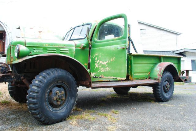 1960 Dodge Power Wagon