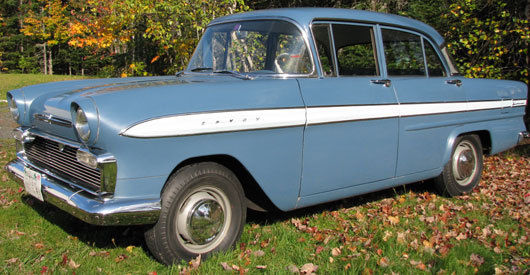 1960 Other Makes 4 door