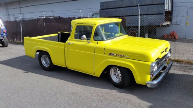 1960 Ford F-100 short bed
