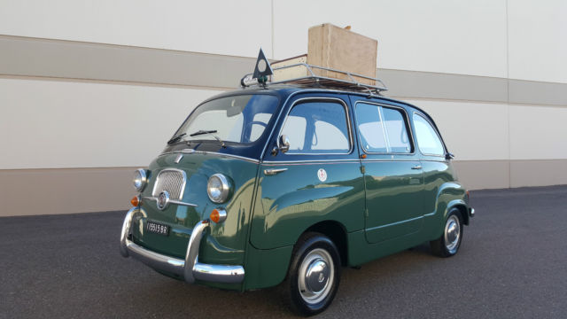 1960 Fiat Other Taxi