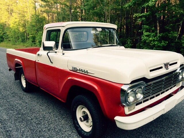 1966 Ford F-100 Short Bed Four Wheel Drive