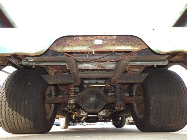 1960 ford f 100 pro streetratrod pick up 351 cleaveland - 1972 Ford Ranchero Pro Street
