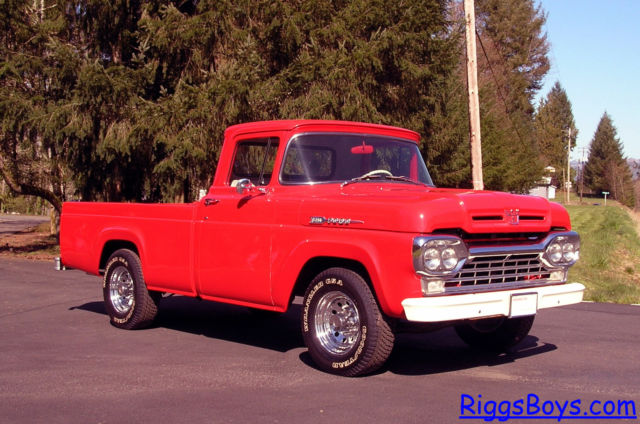 1960 Ford F-250