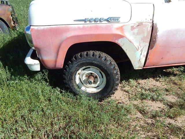 Ford F X on Ford 300 Straight 6 Engine For Sale