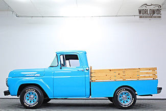 1960 Ford Other Pickups F100 Pickup Truck