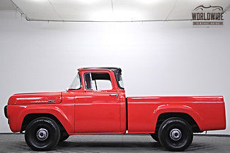 1960 Ford Other Pickups F100 Big Window