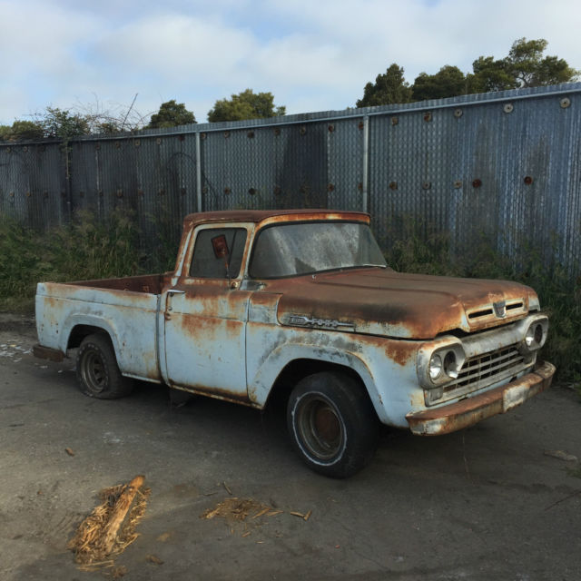 Craigslist Ford F100 1957 To 1960 Html Autos Post