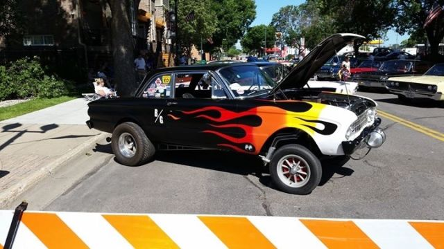 1960 Ford Falcon Gasser Hot Rod For Sale Photos