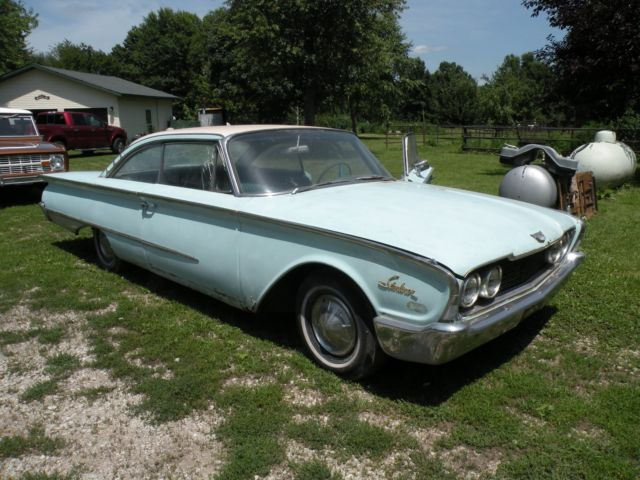 1960 Ford Other STARLINER