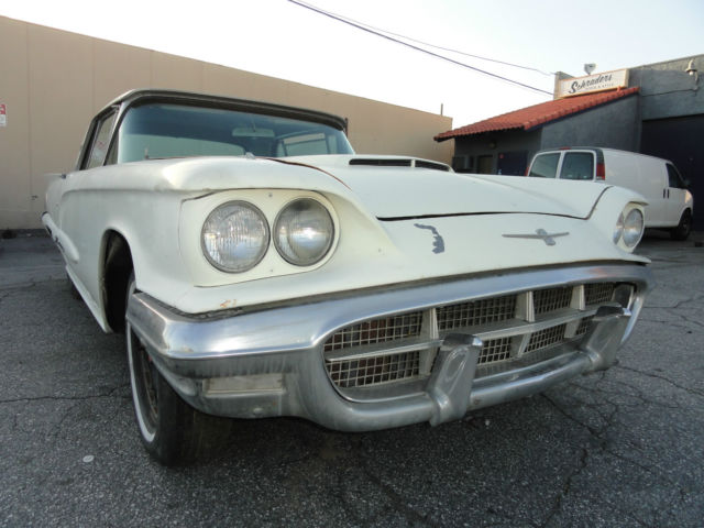 1960 Ford Thunderbird 390 V8