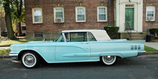1960 Ford Thunderbird Factory Air
