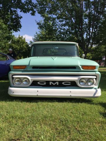 1960 Gmc Longbed 305 V6 W Factory 4 Spd For Sale Photos