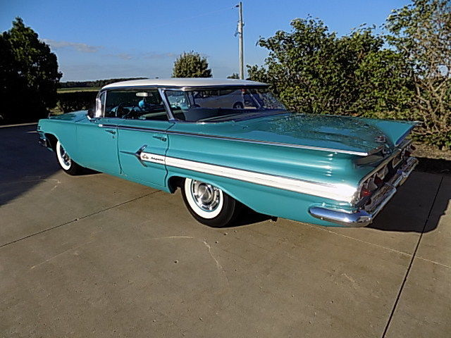 1960 Impala 4 Door For Sale Photos Technical Specifications