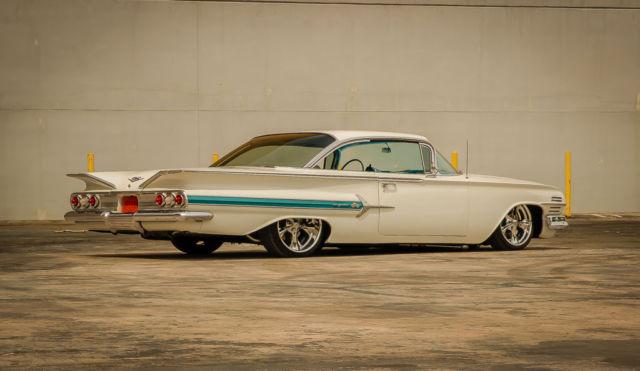 1960 Impala Ls3 Air Ride Accuair 1959 1958 1961 Bel Air