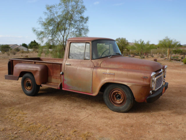 1960 International Harvester B120
