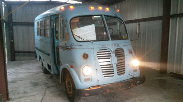 1960 International Harvester metro