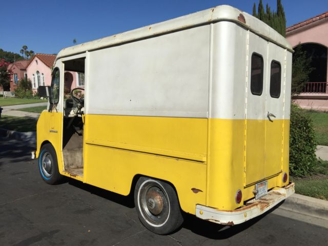 1960 international harvester metro mite micro van for sale photos technical specifications. Black Bedroom Furniture Sets. Home Design Ideas