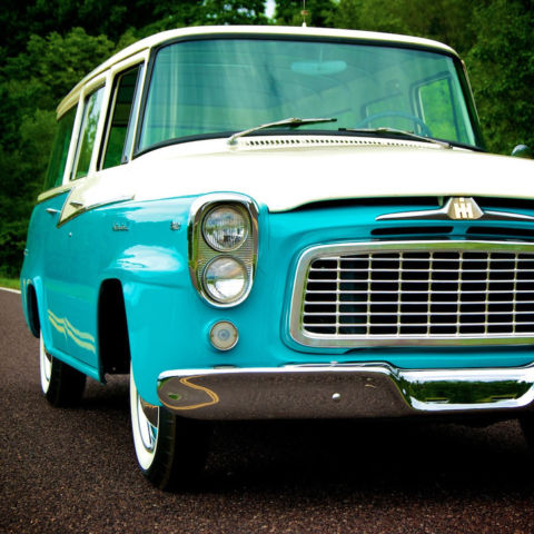 1960 International Harvester Other Travelall