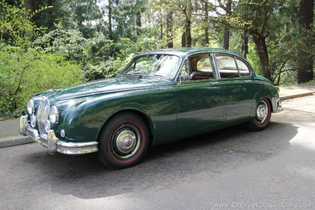 1960 Jaguar Other MkII. 3.4. Saloon. 4 spd/OD. GORGEOUS! See VIDEO