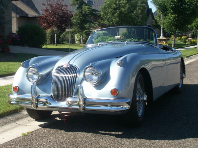1960 Jaguar XK Roadster