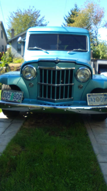 1960 Jeep Other Wagon