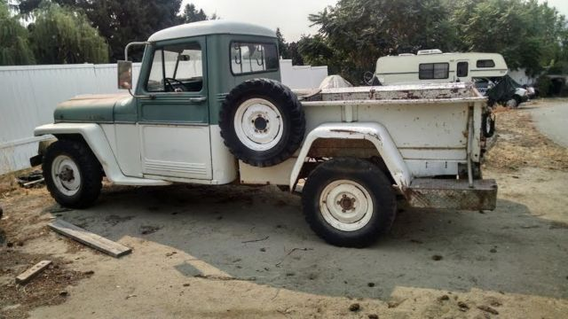19600000 Jeep Other Truck