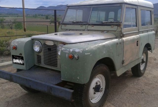 1960 Land Rover Model 88 Series 2 Series II