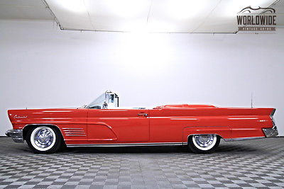 1960 Lincoln Continental Continental Convertible