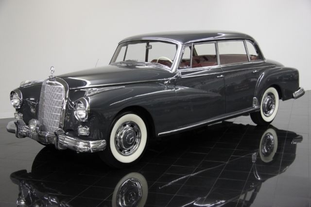 1960 Mercedes-Benz 300-Series 300D