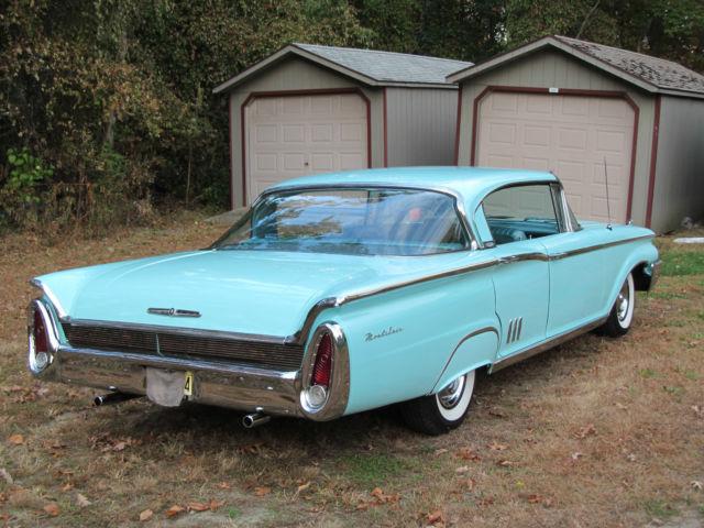 1960 Mercury Montclair Base 7 0l For Sale Photos