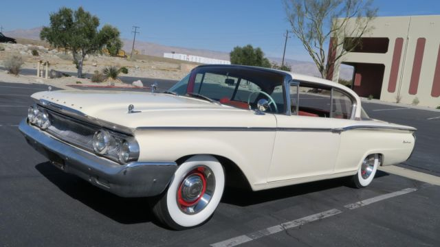 1960 Mercury Monterey 351w California Car Clean P S For Sale Photos Technical Specifications Description
