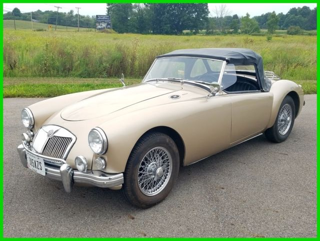 1960 MG Other
