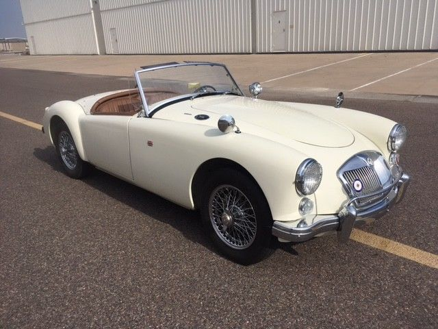 1960 MGA Moss Motors Supercharged for sale: photos
