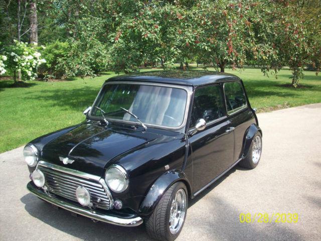 1960 mini cooper morris - mini hot rod for sale: photos, technical