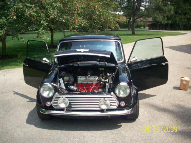 1960 Mini Cooper Morris Mini Hot Rod For Sale Photos Technical