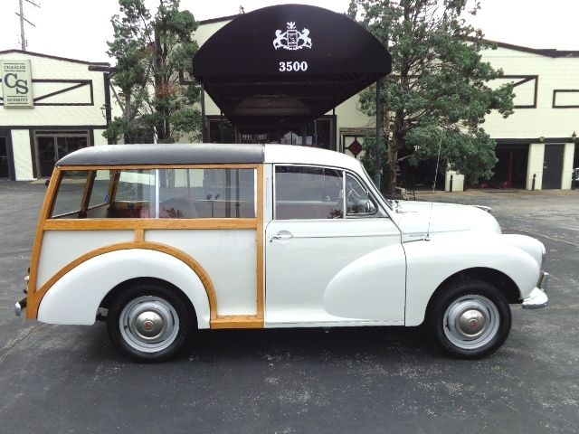 1960 Other Makes Morris Minor