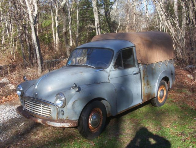 1960 Other Makes truck Minor