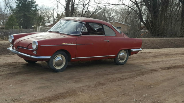 1960 Other Makes NSU