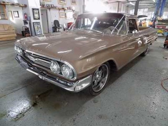 1960 Chevrolet El Camino - Utah Showroom