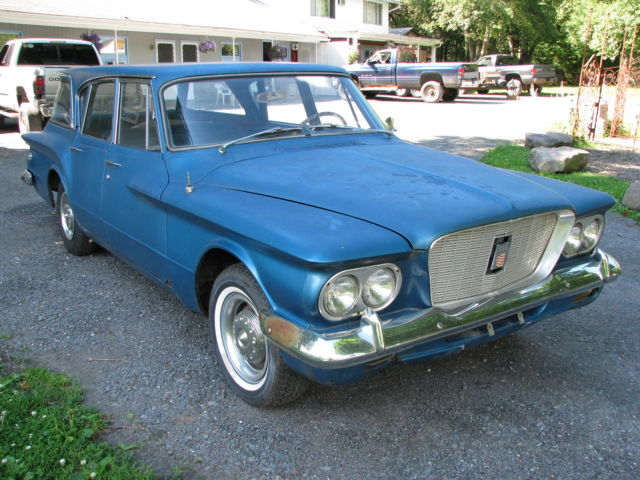 1960 Plymouth Valiant V100