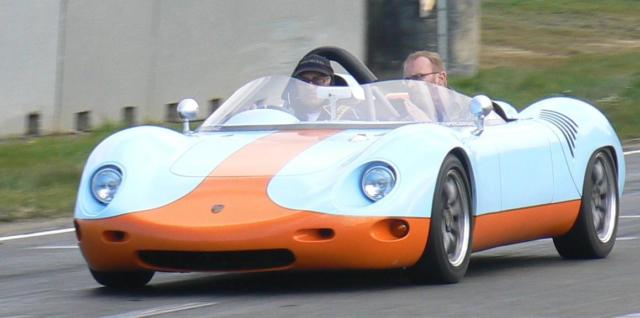 1960 Porsche 1960/2014 718 RS60 Spyder - inspired by 718 RS60 Spyder