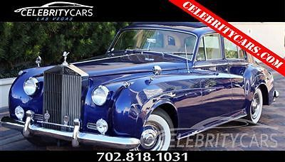 1960 Rolls-Royce Other II