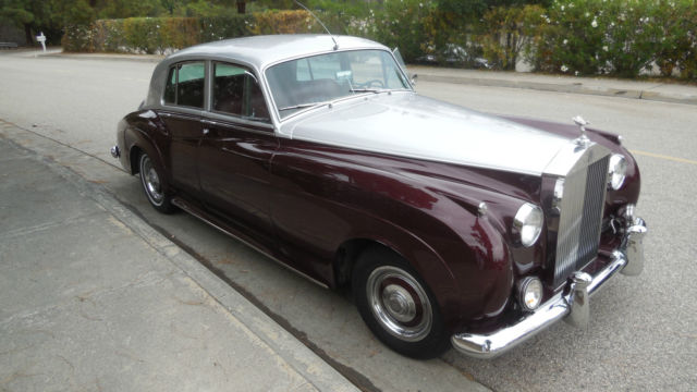 1960 Rolls-Royce Other siver cloud  silvere Cloud II