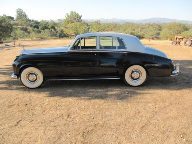 1960 Rolls-Royce Other Silver Cloud II