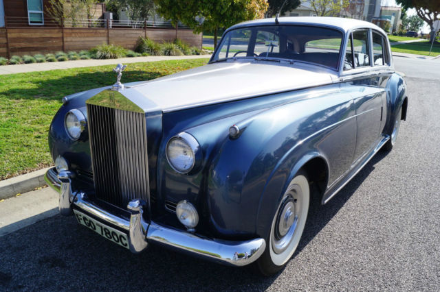 1960 Rolls-Royce Silver Cloud II SILVER CLOUD II - ALL ORIGINAL CAR NEEDS TLC!